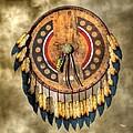 Native American Shield by Daniel Eskridge