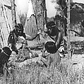 Native American Story Telling by Underwood Archives Onia