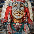 Native American Wood Carving by John Cardamone