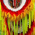 Native American Yellow Feathers Ceremonial Piece by Dora Sofia Caputo Photographic Design and Fine Art