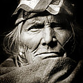 Native American Zuni -  Si Wa Wata Wa  by Jennifer Rondinelli Reilly - Fine Art Photography