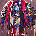 Native Hoop Dancer by James Gordon Patterson