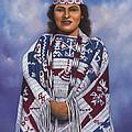 Native Queen by Ricardo Chavez-Mendez