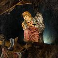 Nativity Angel  by Susan McMenamin