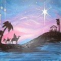 Nativity by Christal Kaple Art