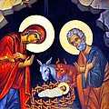 Nativity Feast by Munir Alawi