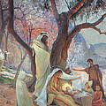 Nativity by Frederic Montenard