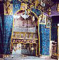 Nativity Grotto 1950 by Munir Alawi