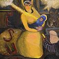 Nativity by Karen Francis