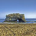 Natural Bridges And Lovers by SC Heffner