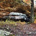 Natural Rock Bridge by Brandon Alms