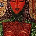Natural Warrior Goddess by Cynthia Hagenhoff