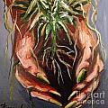 Natures Hands by Karen  Ferrand Carroll