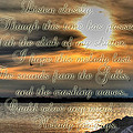 Natures Melody With Text by Michael Frank Jr