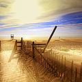 Nauset Beach Early Morning by Dapixara Art