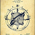 Nautical Observation Apparatus Patent From 1895 - Vintage by Aged Pixel