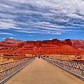 Navajo Bridge by Dan Sproul
