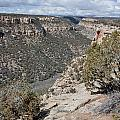 Navajo Canyon North View by Claus Siebenhaar