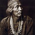 Navajo Medicine Man, C1904 by Granger