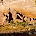Navajo Ruins by Bob Phillips