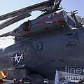 Naval Helicopter by Brenda Kean