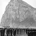 Naval Review At Gibraltar by Underwood Archives