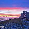Navarre Beach Fl 2013 10 30 I by Mark Olshefski