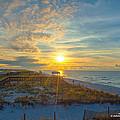 Navarre Beach Sunrise 2014 09 26 01 C 0650 by Mark Olshefski