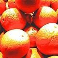 Navel Oranges by Linda Wild