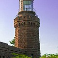 Navesink Twin Lights Lighthouse by Anthony Sacco