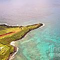 Nawiliwili Lighthouse - Aerial by Scott Pellegrin