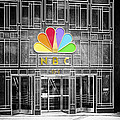 Nbc Facade Selective Coloring by Thomas Woolworth