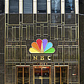 Nbc Facade Vertical by Thomas Woolworth