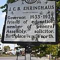 Nc-a39 J.c.b. Ehringhaus by Jason O Watson