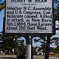 Nc-a62 Henry M. Shaw by Jason O Watson