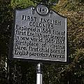 Nc-b1 First English Colonies by Jason O Watson