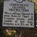 Nc-bbb3 Confederate Channel Obstructions by Jason O Watson