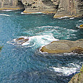 Neah Bay At Cape Flattery by Tikvah's Hope