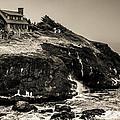 Near Cape Perpetua by Paul Haist