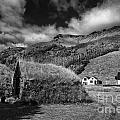 Near The Hill by Rick Bragan