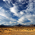 Near The Intersection Of God And The Eastern Sierras by Joe Schofield