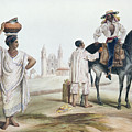 Nebel Mexican Peddlers by Granger