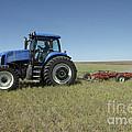 Nebraska Farming by Jerry McElroy