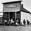 Nebraska Grocery Store by Granger