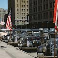 Nebraska Lincoln, 1942 by Granger