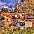 Nebraska Rest Area by HW Kateley