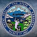 Nebraska State Seal by Movie Poster Prints