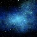 Nebula Mural by Frank Wilson