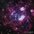 Nebula Ngc 1760, Optical Image by Robert Gendler
