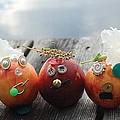Nectarines At The Lake by Jr Kidd